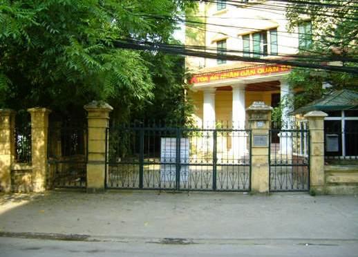 Thủ tục ly hôn tại Tòa án nhân dân quận Ba Đình