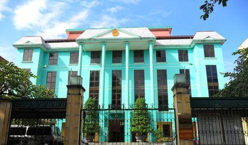Ly hôn tại Tòa án nhân dân quận Hà Đông