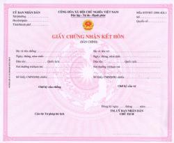 Phần lớn xin Giấy xác nhận tình trạng hôn nhân để đăng ký kết hôn