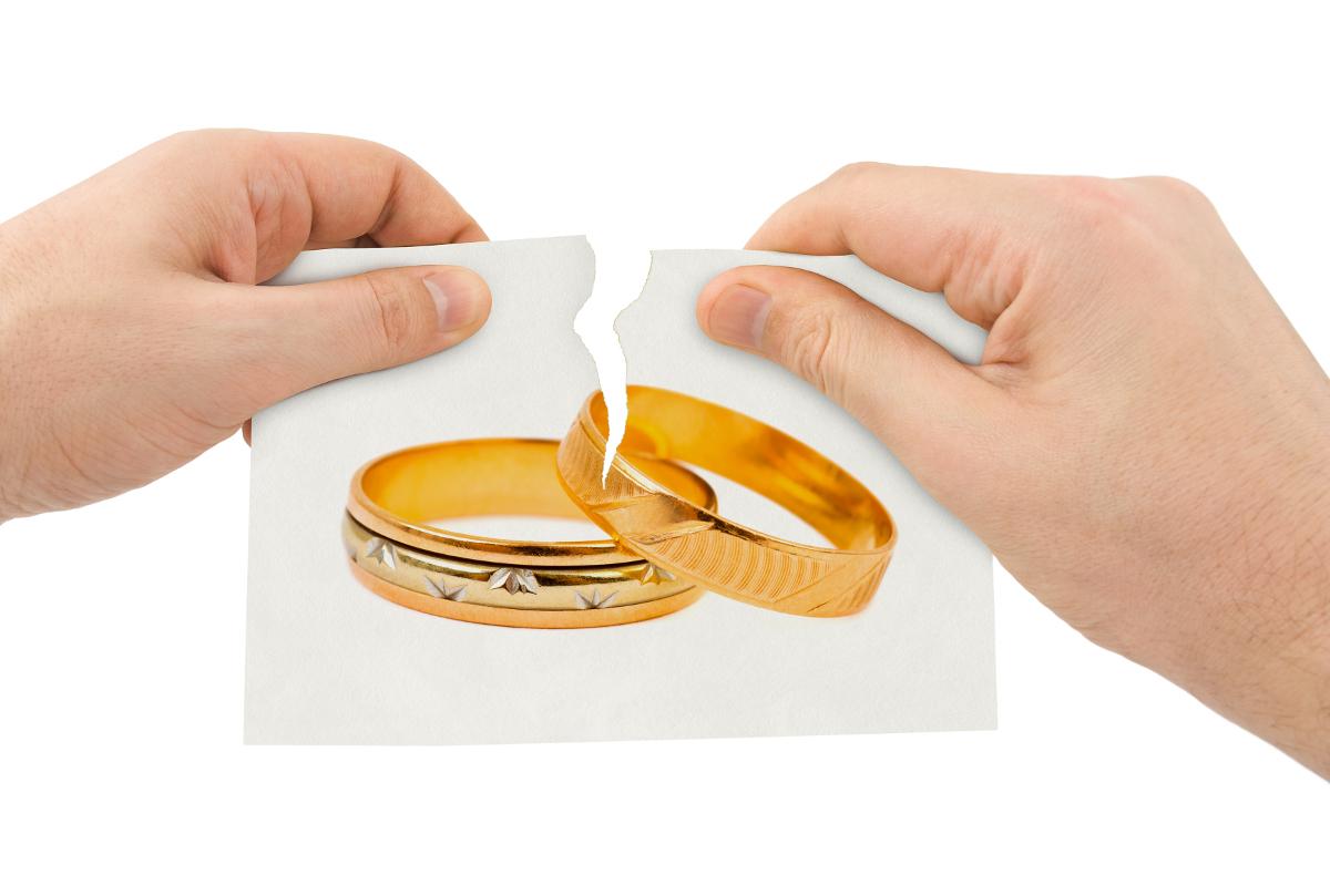 5 nguyên nhân chính dẫn đến ly hôn