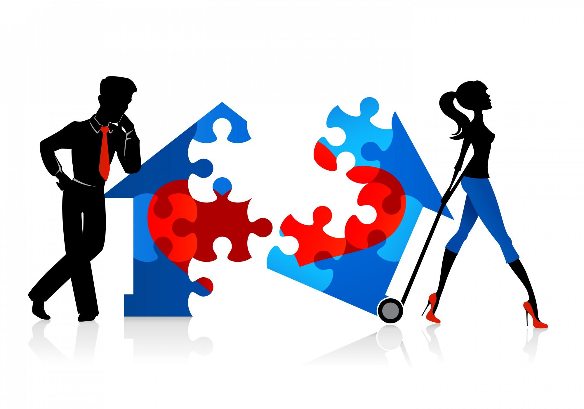 Phân chia tài sản thuộc sở hữu chung khi ly hôn