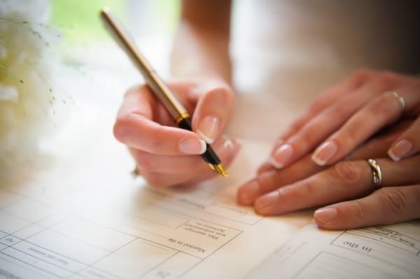 Nội dung tờ khai đăng ký kết hôn với người nước ngoài